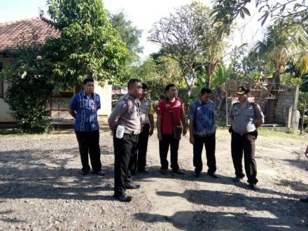 Sidak RTH di Desa Panji Anom