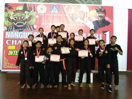 LAGI dan LAGI ! Perguruan Pencak Silat Satria Muda Indonesia Unit Panji Anom Berprestasi