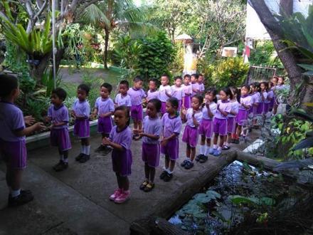 TK Negeri Pembina Kecamatan Sukasada